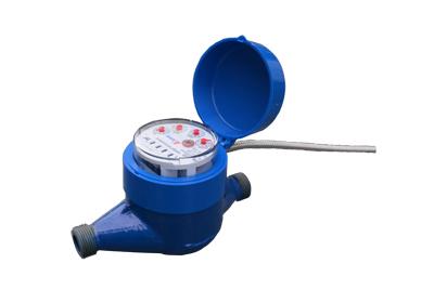 - 干式光电直读式水表