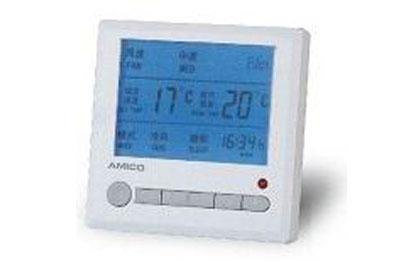 - 液晶温控器